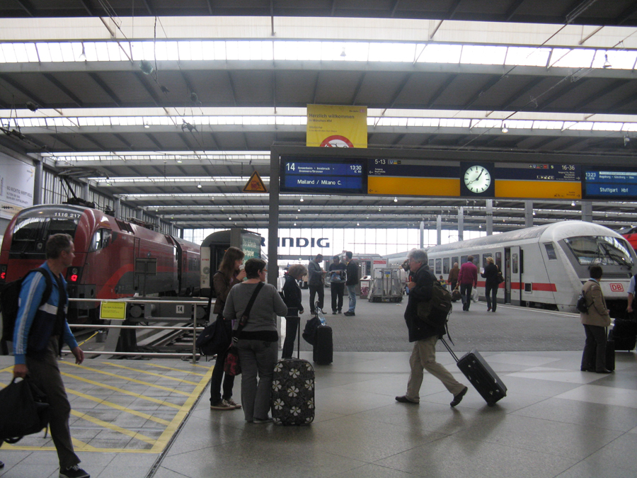 how to buy open train ticket online europe