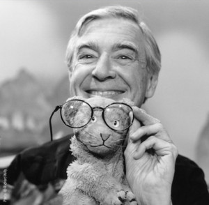 Rogers With Puppet