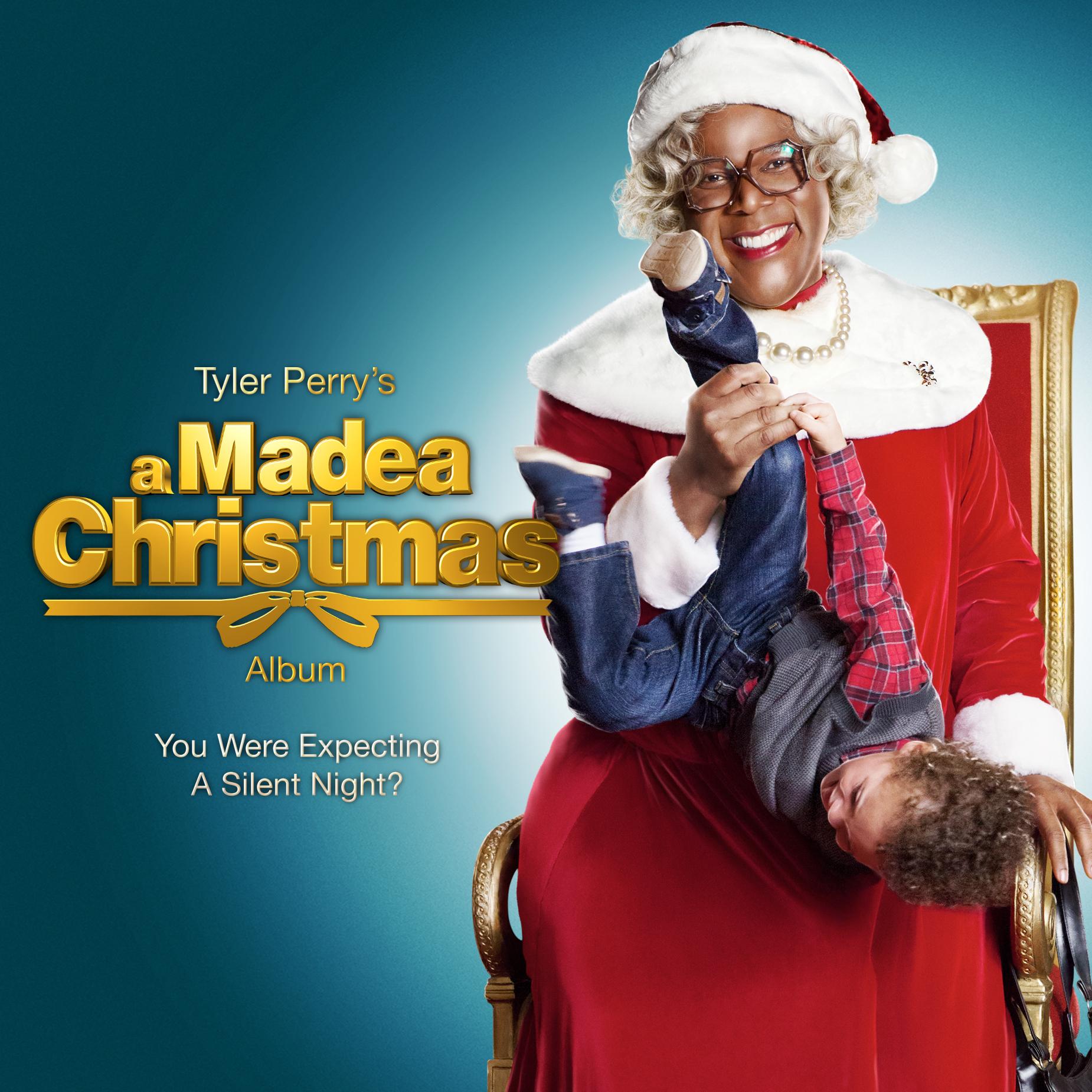 """Tyler Perry's """"A MADEA CHRISTMAS ALBUM"""