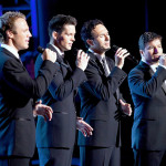The Tenors Perform Valentine's Day Concert at NYCB Theatre