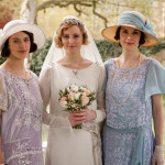 Exquisite Fashions From Downton Abbey TV Series On View At Delaware's Winterthur Museum