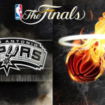 The Spurs Burn the Heat with a Sizzling Performance