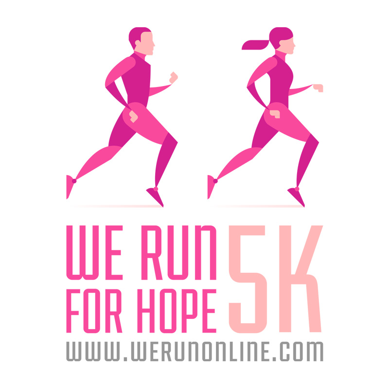 breast cancer 5km run