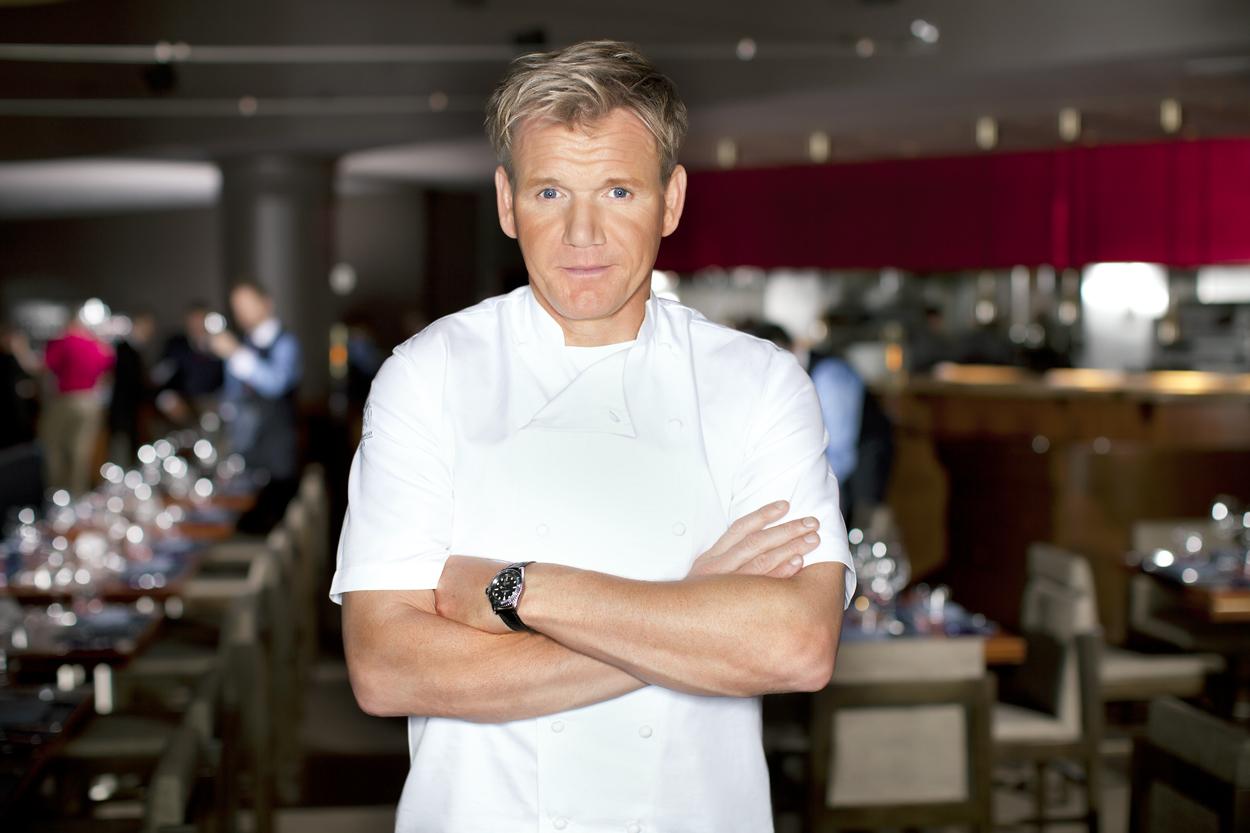 Hell S Kitchen Gordon Ramsay Nyc