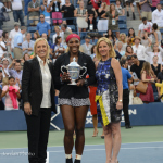 Serena Williams Wins Her 3rd Consecutive US Open
