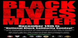 blacklivesmattersunday