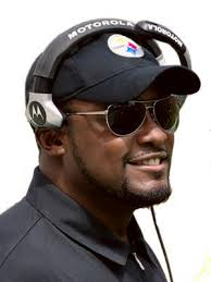 Pictured: Mike Tomlin (Photo Credit: Chase Stuart; footballperspective.com)