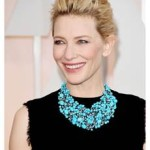 Tiffany Jewels Radiate on the Red Carpet at the 87th Annual Academy Awards®