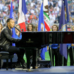 "John Legend ""America The Beautiful"" at the 2015 SuperBowl [VIDEO]"