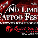 This Weekend: United Ink No Limits Tattoo Festival 2015