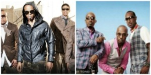 Mint Condtion and Tony! Toni! Tone! Perform at Lehman Center in the Bronx