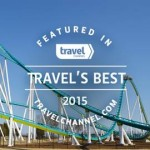 The Top 10 'Travel's Best: Amusement & Water Parks' for 2015