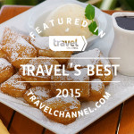 "Top 10 'Travel's Best: Summer Foods"" for 2015"