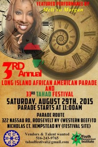 Long Island African American Parade and Festival
