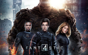 Summer heats up with Fantastic Four. Image from firzone.com