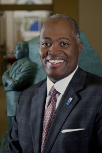 Mr. Harry E. Johnson, Sr. Esq., President/CEO of the Memorial Foundation.