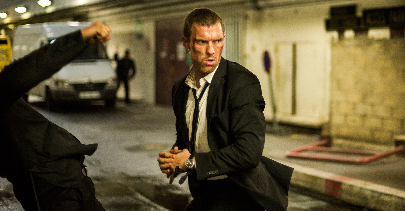 Frank Martin sports a new make and model in Transporter Refueled. Image used from Forbes.com