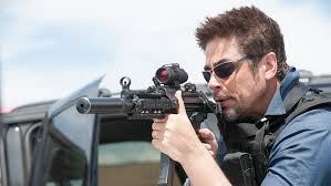 Witness the horror beyond the border in Sicario. Image used from nerdunion.us
