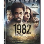 """New Drama """"1982"""" coming to DVD, Digital HD & On Demand  March 1, 2016."""