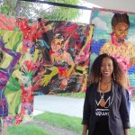 An Exhibition of Quilts Unveiling in Brooklyn