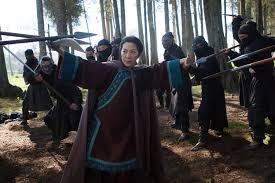 Return to the world of unexplained magic in Crouching Tiger, Hidden Dragon 2. Image used from collider.com