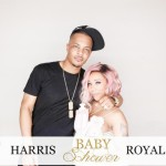 Tip & Tiny Harris Celebrate Pending Arrival of New Baby Girl With Royal Baby Shower