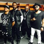 Dru Hill Plans on Setting the Lehman Center Stage on Fire