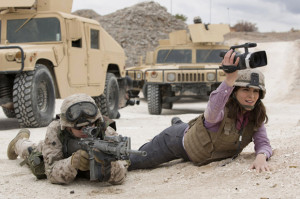 witness strange days in Afghanistan with Whisky Tango Foxtrot. Image used from salon.com