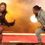 "Beyoncé & Kendrick Lamar Perform ""Freedom"" at BET Awards"