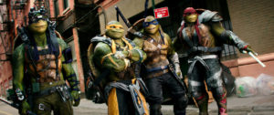 Join the Heroes in a Half Shell for their latest adventure in TMNT Out of the Shadows. Image sed from Screenrant.com