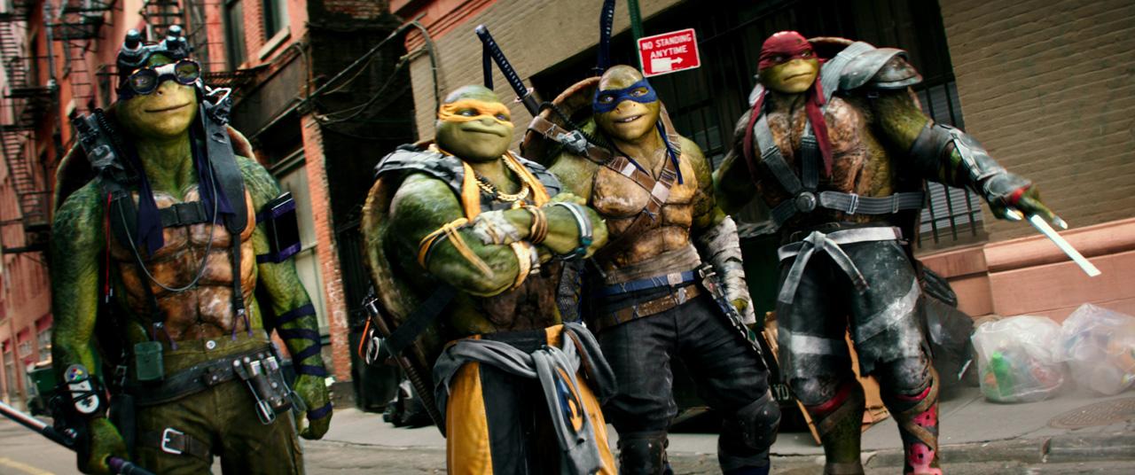 Movie Review Teenage Mutant Ninja Turtles 2 New York Trend Online