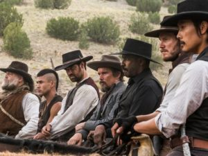 Tale a stand with The Magnificent Seven. Image used from screenrant.com