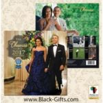 Obamas: Historic First Family Honored with Sought After Limited Edition Calendar