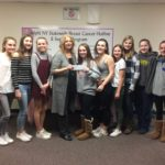Manhasset High School Students Support Adelphi Breast Cancer Program