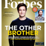 Forbes Magazine Features Jared Kushner's Very Successful Brother