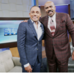 Hill Harper Debuts New All-Natural Hair & Body Care Product Line