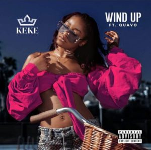 """Keke Palmer Releases Fiery New Single """"Wind Up"""" Featuring Quavo"""