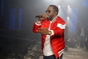Puff Daddy aka Diddy Makes Surprise Appearance at Coachella