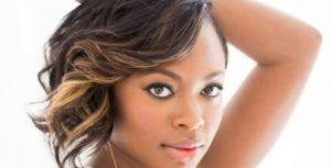 """Naturi Naughton Hosts """"BET HER FIGHTS: BREAST CANCER"""""""
