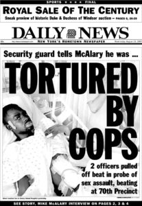 20th Anniversary of the Torture of Abner Louima