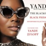 Yandy Smith Is Now The Celebrity Face of David Ford's High End Luxury Eyewear
