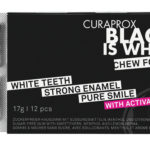 Black Gum for White Teeth - Launching February 2018