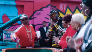 2 CHAINZ, YG & OFFSET Turn Up With their Moms in 'Proud'  Music Video