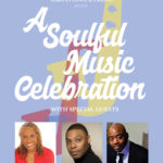 'A Soulful Music Celebration' at City College Center for the Arts, April 7th