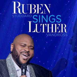 American Idol Winner Ruben Studdard Releases Tribute Album To Luther Vandross