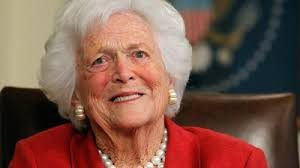 Barbara Bush Passes Away, Age 92