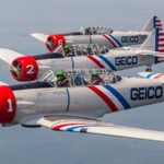 GEICO Skytypers Air Show Team Introduces New Flight Demonstration at the 2018 Bethpage Air Show at Jones Beach