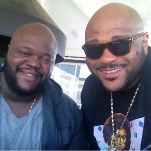 Ruben Studdard Mourns The Loss Of His Brother, Kevin Studdard