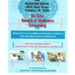 Free On Site Health & Wellness Screening on Long Island