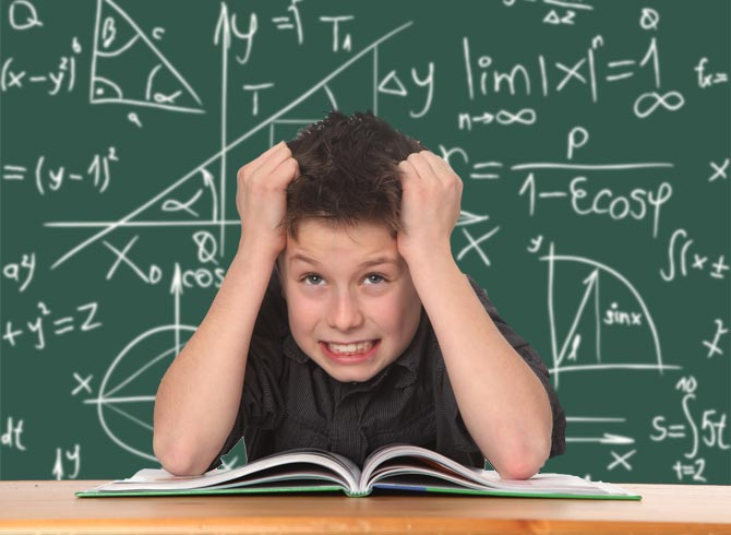 What to do When Your Child HATES Math : New York Trend Online